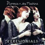 FLORENCE + THE MACHINE - Ceremonials / vinyl bakelit / LP