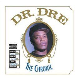 DR. DRE - Chronic / vinyl bakelit / 2xLP