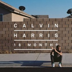 CALVIN HARRIS - 18 Months / vinyl bakelit / 2xLP