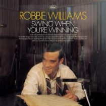 ROBBIE WILLIAMS - Swing When You Are Winning / vinyl bakelit / LP