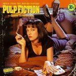 FILMZENE - Pulp Fiction / vinyl bakelit / LP