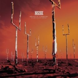 MUSE - Origin Of Symmetry / Vinyl bakelit / 2xLP
