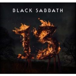 BLACK SABBATH - 13. / vinyl bakelit / LP