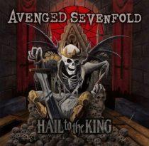 AVENGED SEVENFOLD - Hail To The King / vinyl bakelit / LP