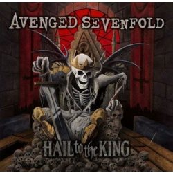 AVENGED SEVENFOLD - Hail To The King / vinyl bakelit / LP