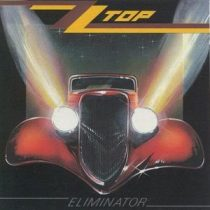 ZZ TOP - Eliminator / vinyl bakelit / LP