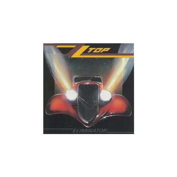 ZZ TOP - Eliminator / vinyl bakelit / LP