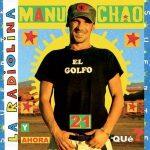 MANU CHAO - La Radiolina /vinyl bakelit + cd/ 2xLP