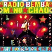 MANU CHAO - Baionarena Live /vinyl bakelit +cd/ 3xLP