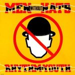 MEN WITHOUT HATS - Rhythm Of Youth / vinyl bakelit / LP