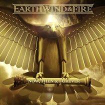 EARTH WIND & FIRE - Now, Then & Forever / vinyl bakelit / LP