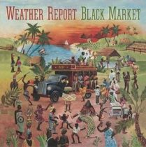 WEATHER REPORT - Black Market / vinyl bakelit / LP