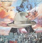 WEATHER REPORT - Heavy Weather / vinyl bakelit / LP