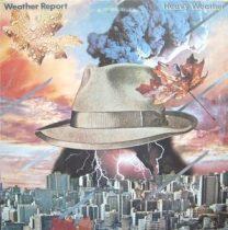 WEATHER REPORT - Heavy Weather / vinyl bakelit / LP