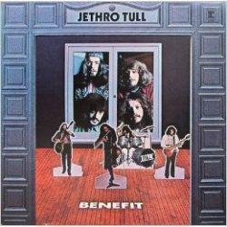 JETHRO TULL - Benefit / vinyl bakelit / LP