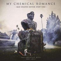 MY CHEMICAL ROMANCE - May Death Never Stop You / vinyl bakelit / LP