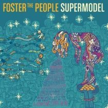 FOSTER THE PEOPLE - Supermodel / vinyl bakelit / LP