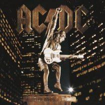 AC/DC - Stiff Upper Lip / vinyl bakelit / LP