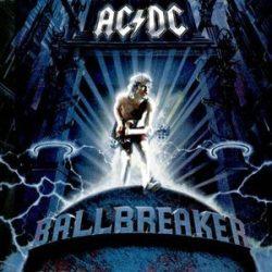 AC/DC - Ballbreaker / vinyl bakelit / LP