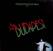 MANFRED MANN'S EARTH BAND - Live In Budapest / vinyl bakelit / LP