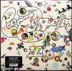 LED ZEPPELIN - III. -reissue deluxe- / vinyl bakelit / 2xLP