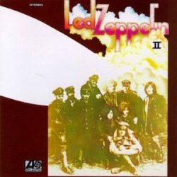 LED ZEPPELIN - II. -reissue- / vinyl bakelit / LP