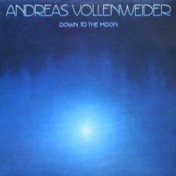 ANDREAS VOLLENWEIDER - Down To The Moon / vinyl bakelit / LP