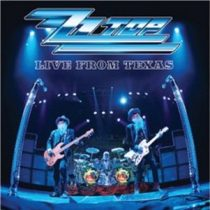 ZZ TOP - Live From Texas / vinyl bakelit / 2xLP
