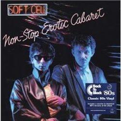 SOFT CELL - Non-Stop Erotic Cabaret / vinyl bakelit / LP