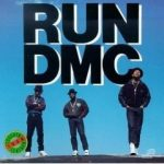 RUN DMC - Tougher Than Leather / vinyl bakelit / LP