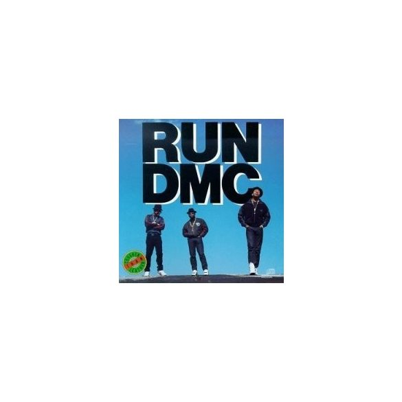 RUN DMC - Tougher Than Leather / vinyl bakelit / LP