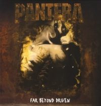 PANTERA - Far Beyond Driven / vinyl bakelit / 2xLP