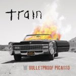 TRAIN - Bulletproof Picasso / vinyl bakelit / LP
