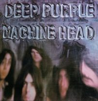 DEEP PURPLE - Machine Head / vinyl bakelit / LP