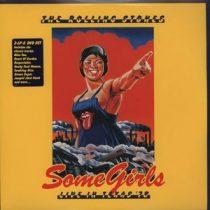 ROLLING STONES - Some Girls / vinyl bakelit+dvd / 2xLP
