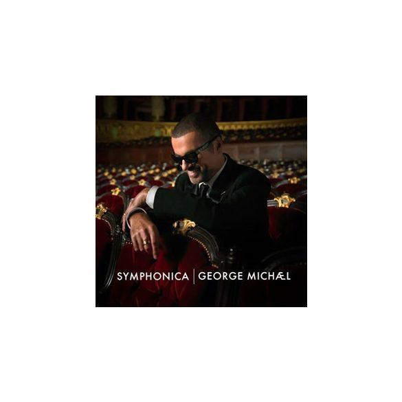 GEORGE MICHAEL - Symphonica / vinyl bakelit / 2xLP