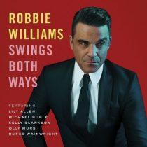ROBBIE WILLIAMS - Swings Both Ways / vinyl bakelit / 2xLP