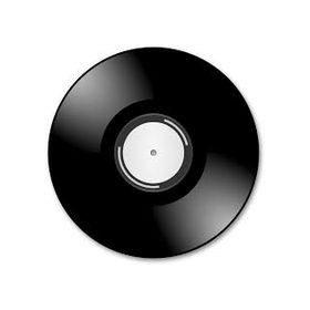 Bakelit Vinyl LP